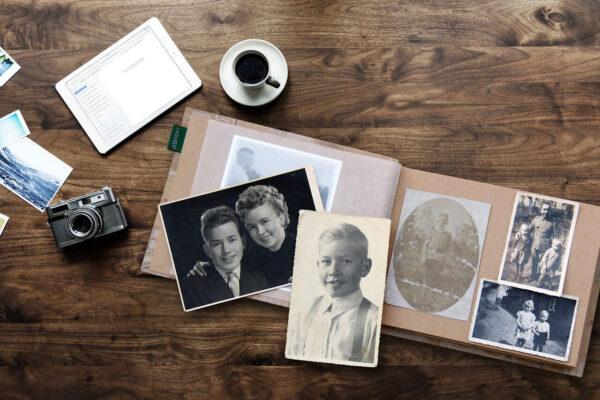 Old Photo Album